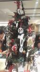 都内2ヵ所のペンギンクリスマスツリーです(^○^)!!