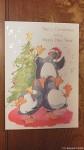 今年いただいたクリスマスカードです(^○^)!!