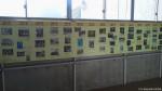 2001年長崎ペンギン水族館オープン記念式典の写真が展示されています(^○^)!!